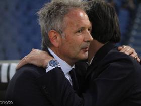 博洛尼亚高层力挺米哈:他会继续担任主教练