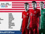 拜仁公布奥迪杯27人大名单:戴维斯归队,7名青年队小将入选
