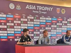 英超官方:曼城不会错过英超亚洲杯赛程