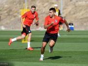 马卡报:马德里竞技可能出售科雷亚和卡利尼奇