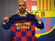 西班牙节目主持人:内马尔将在巴萨穿11号球衣
