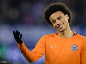 德国天空:曼城要价1亿英镑,拜仁承认今夏可能无法签下萨内