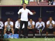 摩洛哥足协:勒纳尔依旧是球队的主教练,他还在带队训练