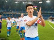 如果對陣富力登場,老將曹陽將追平肇俊哲的頂級聯賽出場紀錄