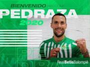 官方:贝蒂斯签下黄潜球员佩德拉萨