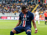 半场战报:德累斯顿迪纳摩0-3巴黎,姆巴佩两射一传建功