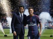 国家报:巴黎主席警告内马尔,可能禁止他踢球到合同结束