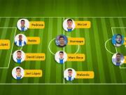 《马卡报》预测西班牙人新赛季首发,武磊出任左边前卫