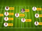 《马卡报》预测皇马下赛季阵容,仅有阿扎尔一新援担任首发