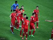 中国队40强赛的4个对手中,有3个历史交战记录是全胜