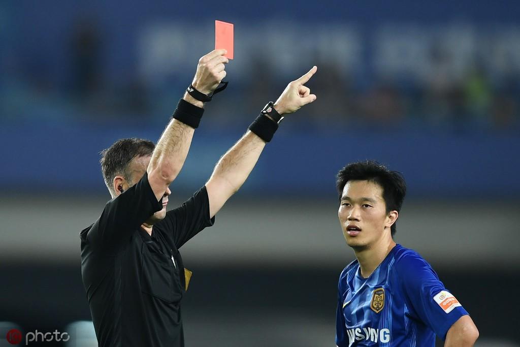 中超裁判安排:克拉滕伯格吹罚北京德比;马日奇执法鲁能