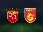 上港vs河北:胡尔克PK马尔考,杨世元、池文一首发
