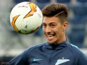 意媒:桑普多利亚接近租借泽尼特攻击手里戈尼