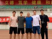 不忘师恩,巴顿、陈钊共4人重返北京回民中学拜访恩师