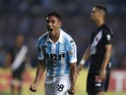 米体:米兰有意阿根廷潜力新星萨拉乔
