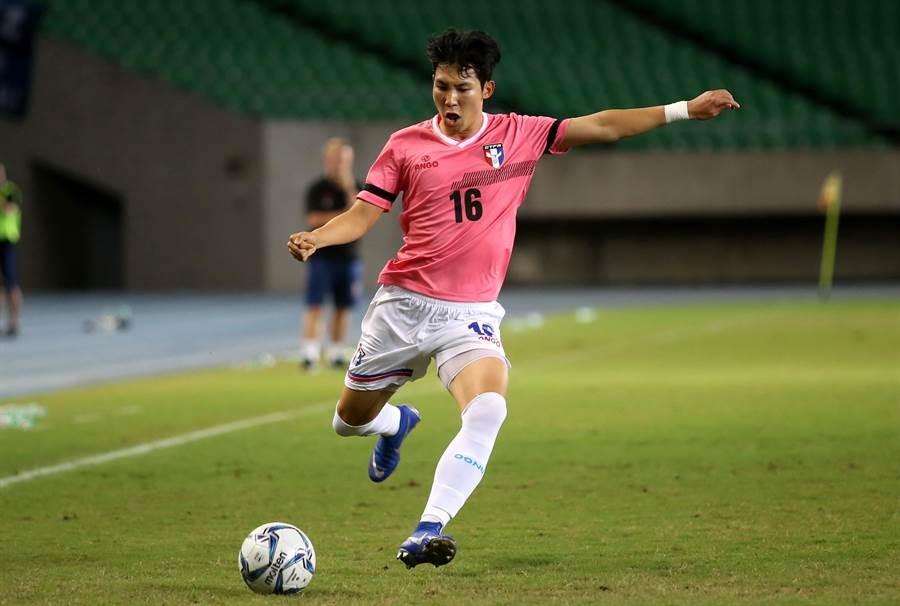 台媒:中国台北球员王建明在长春亚泰试训,为韩裔三代华侨