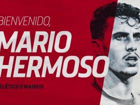 官方:西班牙人中卫埃尔莫索加盟马竞,双方签约五年