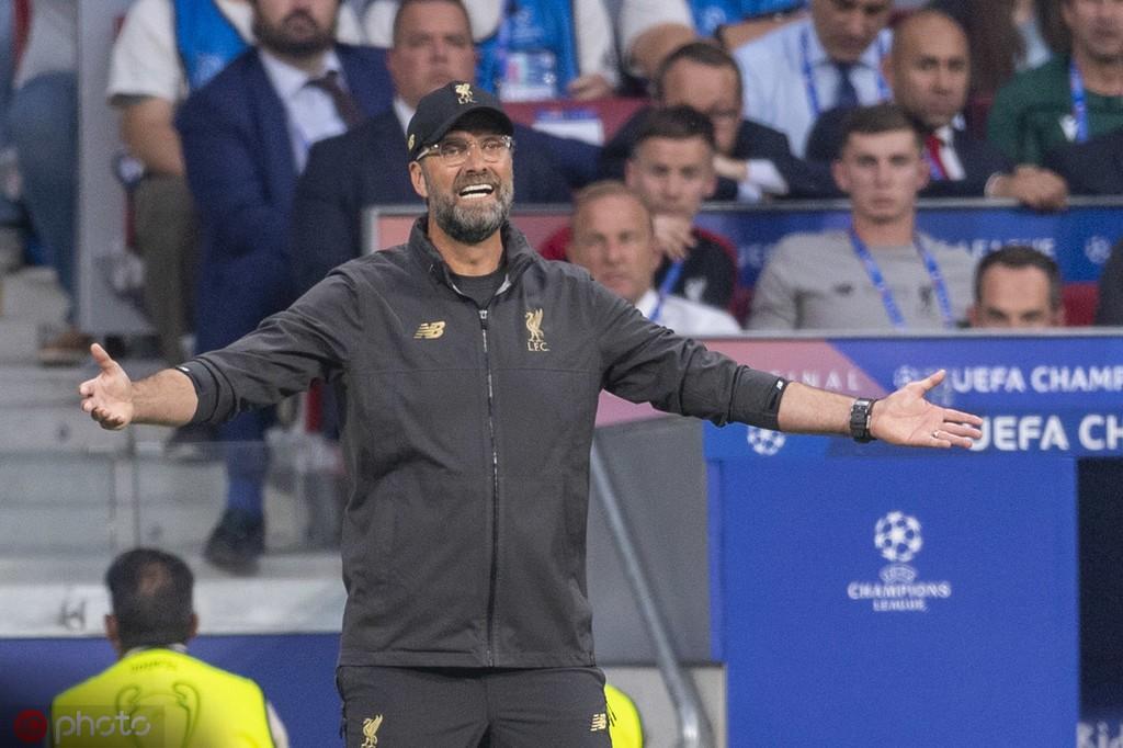 克洛普:自己重心全部在利物浦上,新赛季每个对手都不能小看
