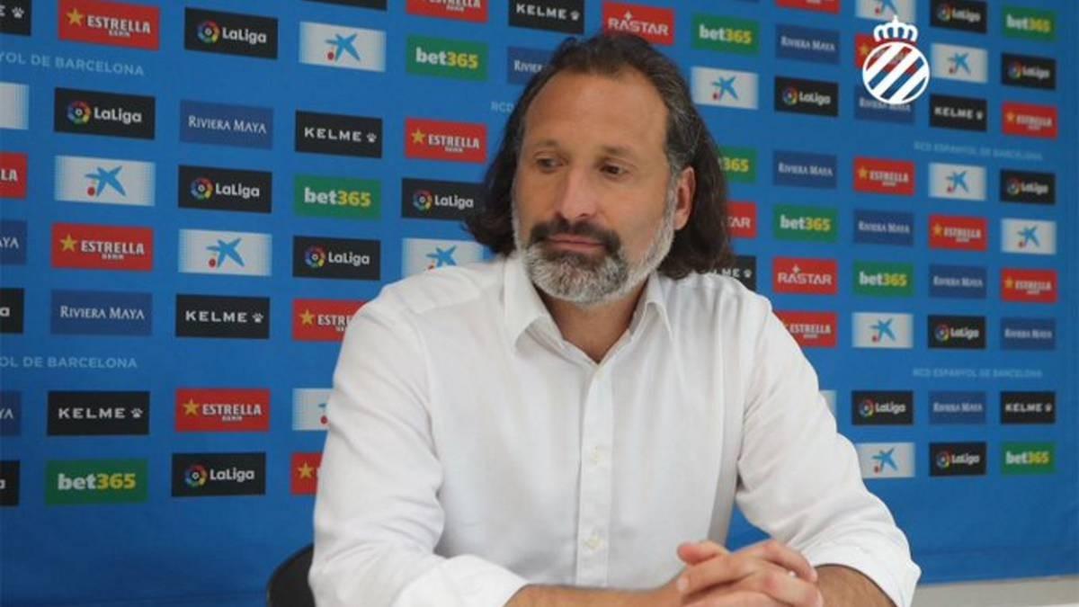 西班牙人足球总监:我们将引进另一名中卫