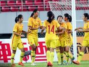 U16女足选拔队2-0新西兰取得两连胜,邵子钦五分钟内梅开二度