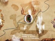 武汉战河南赛前海报,主题为:逐鹿
