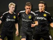 德甲球队联赛内部引援榜:多特16人居首,拜仁仅列第九