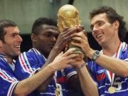 足球音乐节:1998年法国世界杯官方歌曲《生命之杯》