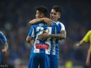 西媒:西班牙人前卫、巴拉圭国脚佩雷斯将加盟奥萨苏纳