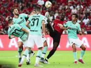 曼联1-0国米,格林伍德替补建功+抢射中楣,马蒂奇头球中柱