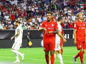 半场战报:拜仁1-0皇马,托利索破门,本泽马连续错失机会