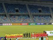 中国U15选拔队1-1战平马来西亚,下轮迎战伊朗