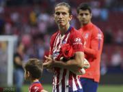 官方:菲利佩正式离开马德里竞技