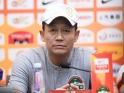 王宝山:一周双赛对球员是考验;拿到一分对我们很重要