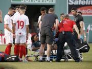 尼亚尼翁:要向利物浦小将拉鲁奇道歉;我的动作很恶劣