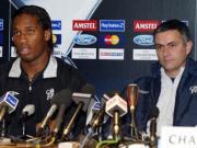 纪念加盟切尔西15周年,德罗巴发推感谢阿布和穆帅