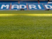 迎接新赛季,伯纳乌球场草皮已全面换新