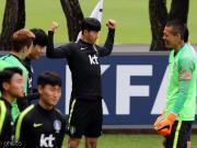 孙兴慜赛后采访:韩国在40强赛中要有自信;现在要恢复好状态