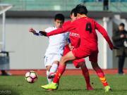 恒大、富力U12参加少年足球挑战赛,参赛球队包括巴萨、拜仁