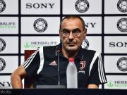 萨里:意大利教练的水平是显而易见的;迪巴拉也可以踢中场