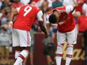 半场:皇马0-2阿森纳,纳乔、帕帕双双染红,拉卡泽特传射