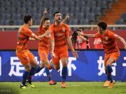 戰勝國安,山東在聯賽職業化后第15次闖進足協杯半決賽