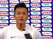 孫鉑:主教練要求我不斷向前,我們很珍惜出場機會