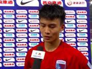 劉逸:打進八強的結果可以接受,回到聯賽要全力以赴