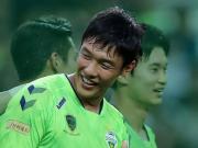 為全北梅開二度,江蘇外租中衛洪正好當選K聯賽本輪最佳球員