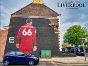 克洛普谈在利物浦街头的阿诺德壁画:这是足球智慧的结晶