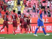 河北3-0重庆,马尔康双响、王秋明破门,卡尔德克受伤送医