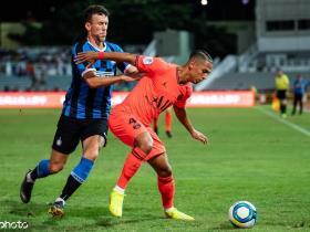 半场战报:巴黎圣日尔曼1-0国际米兰,科雷尔破门