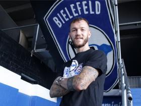 官方:比勒费尔德签下柏林联合边锋哈特尔