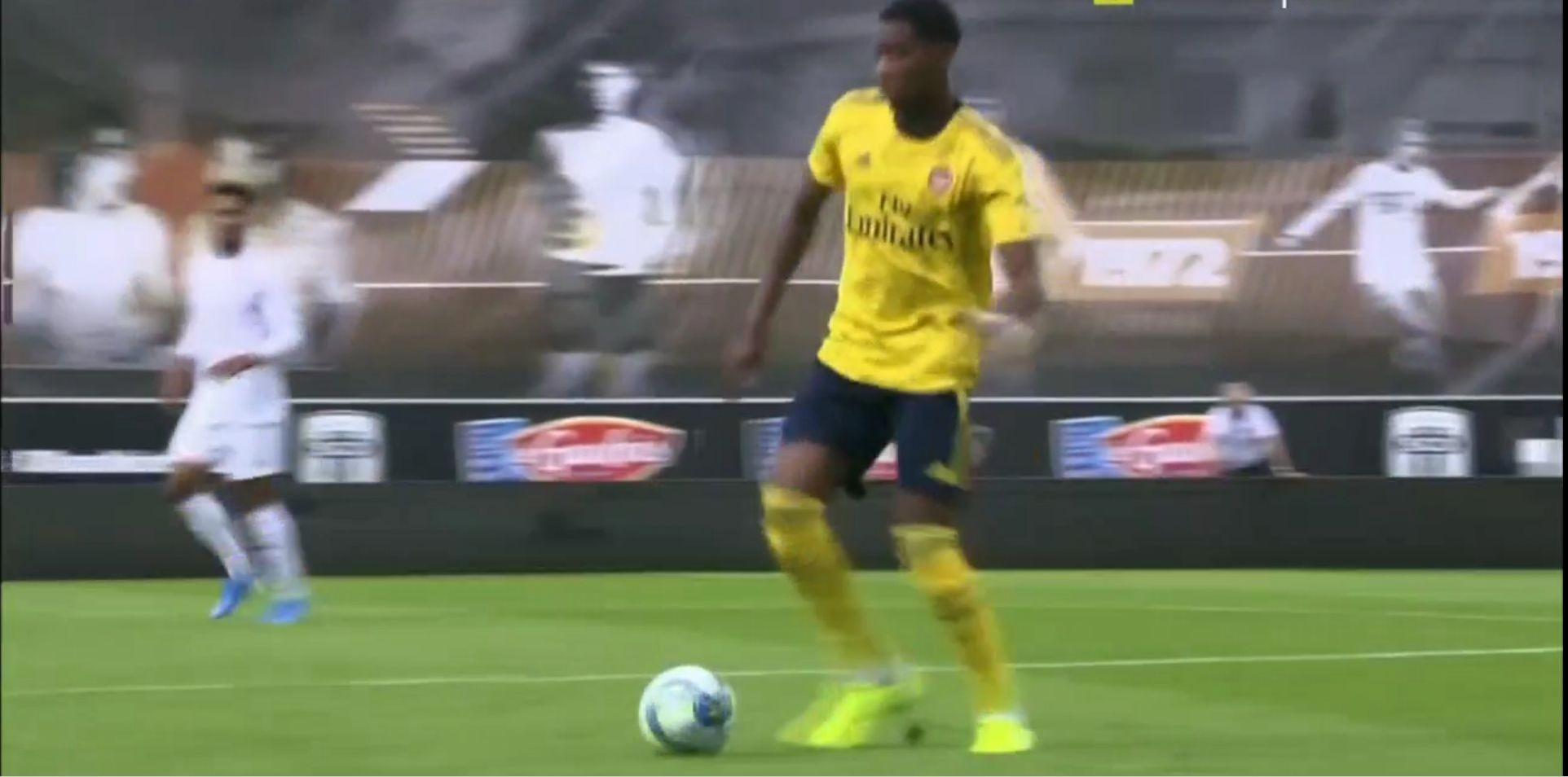 半场战报:昂热1-0阿森纳,埃尔梅拉利单刀破门