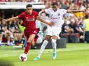 利物浦3-1里昂,菲尔米诺破门,霍福尔造乌龙,威尔逊世界波